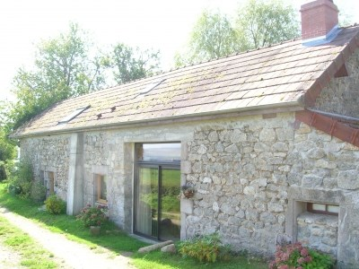 Holiday rentals Étang-sur-Arroux - Cottage - 8 persons - BBQ - Photo N° 1