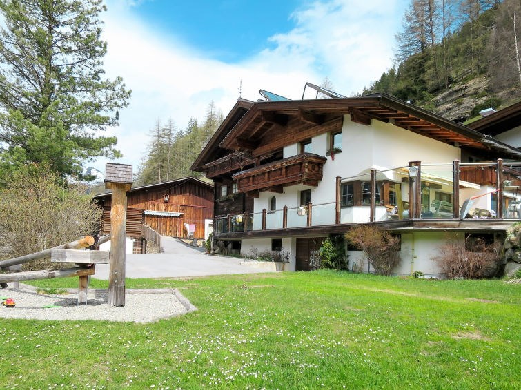 Location vacances Sölden -  Appartement - 7 personnes -  - Photo N° 1