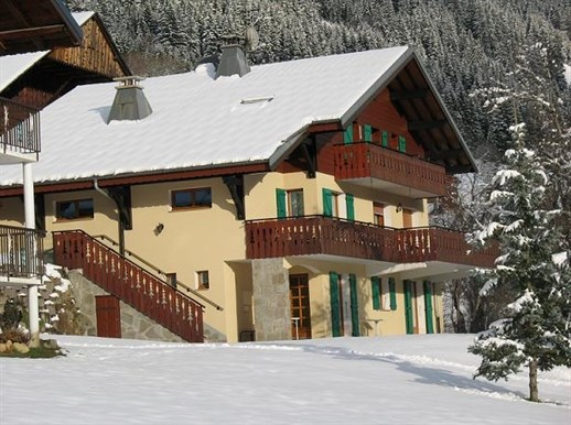 Location vacances Châtel -  Appartement - 5 personnes - Barbecue - Photo N° 1