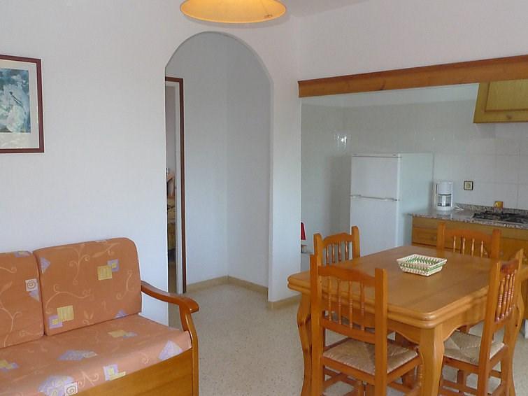 Appartement pour 2 personnes à Cunit
