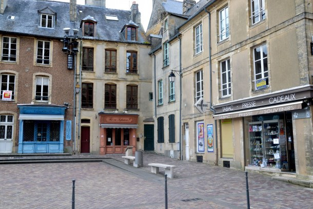 Location vacances Bayeux -  Appartement - 2 personnes - Télévision - Photo N° 1