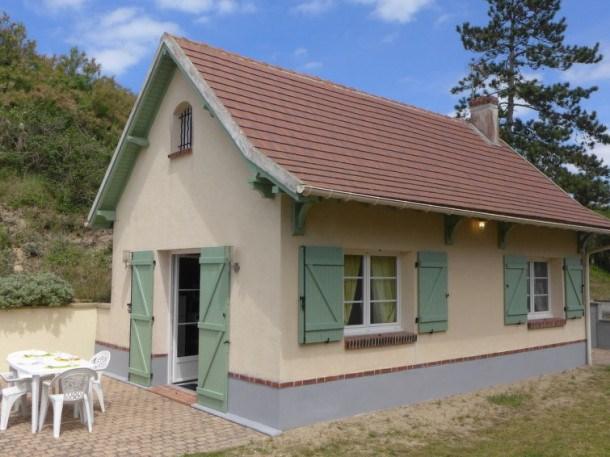 Location vacances Cabourg -  Maison - 4 personnes - Télévision - Photo N° 1
