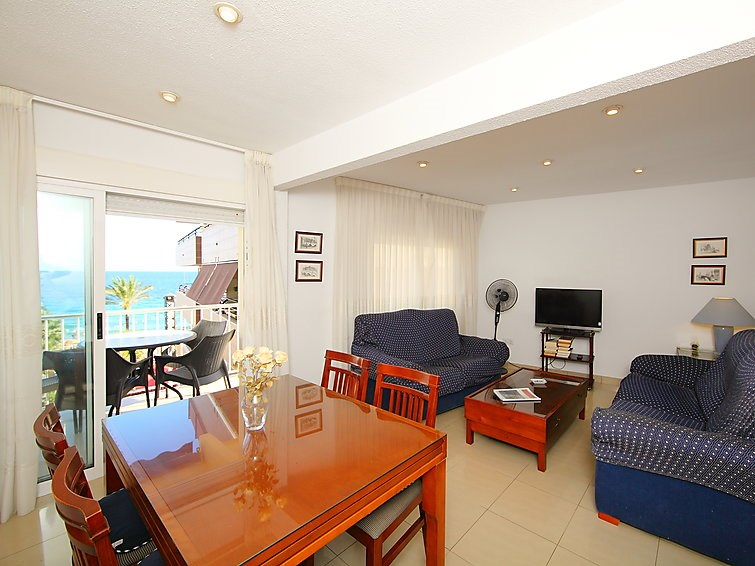 Location vacances Benidorm -  Appartement - 4 personnes -  - Photo N° 1