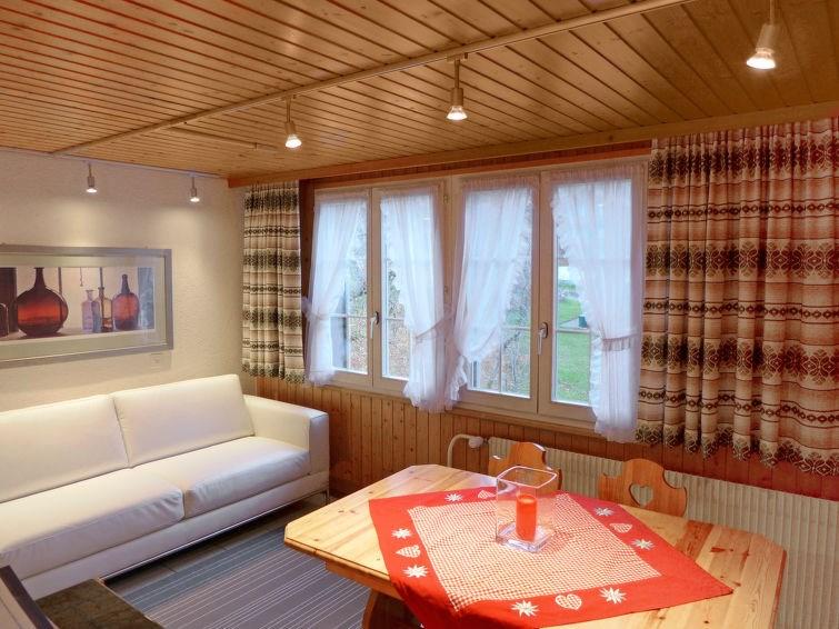 Location vacances Lauterbrunnen -  Appartement - 5 personnes -  - Photo N° 1