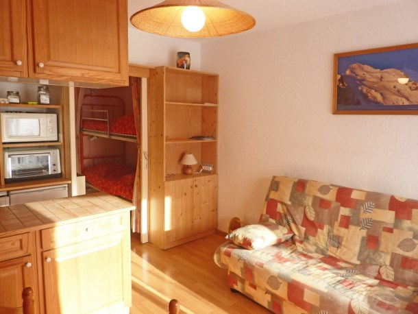 Location vacances Les Orres -  Appartement - 4 personnes - Ascenseur - Photo N° 1