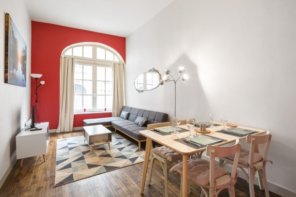 Location vacances Nantes -  Appartement - 3 personnes - Télévision - Photo N° 1