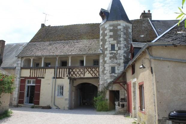 Location vacances Saint-Dyé-sur-Loire -  Gite - 20 personnes - Barbecue - Photo N° 1