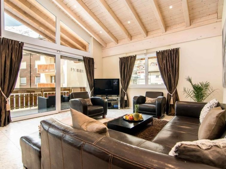 Location vacances Saas-Fee -  Appartement - 6 personnes -  - Photo N° 1
