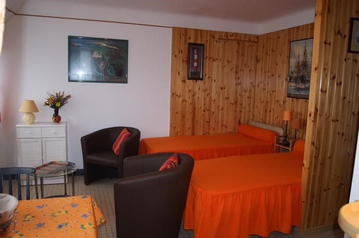 Holiday rentals La Forêt-Fouesnant - Apartment - 2 persons - BBQ - Photo N° 1