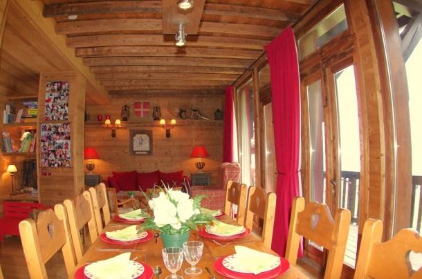 Location vacances Les Avanchers-Valmorel -  Appartement - 8 personnes - Lecteur DVD - Photo N° 1