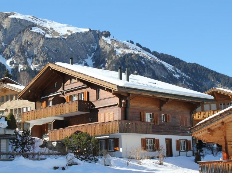 Location vacances Lenk -  Appartement - 4 personnes -  - Photo N° 1