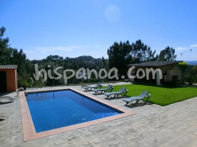 House for 8 ppl. with pool, Lloret de Mar