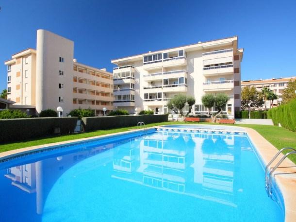 Location vacances l'Alfàs del Pi -  Appartement - 4 personnes - Télévision - Photo N° 1