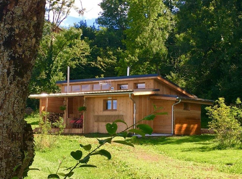 Holiday rentals Bonlieu - House - 2 persons - BBQ - Photo N° 1