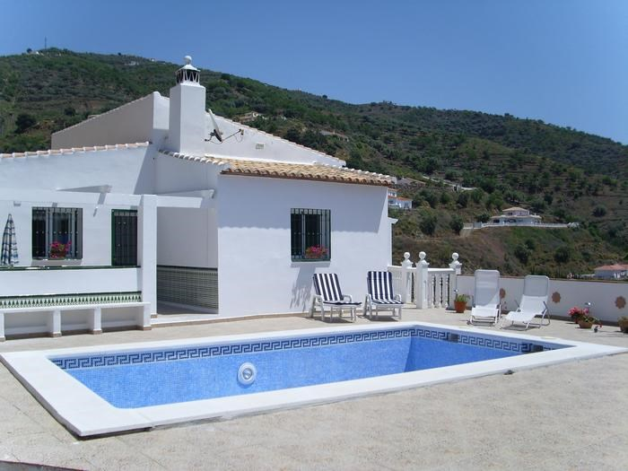 Holiday rentals Arenas - House - 6 persons - BBQ - Photo N° 1