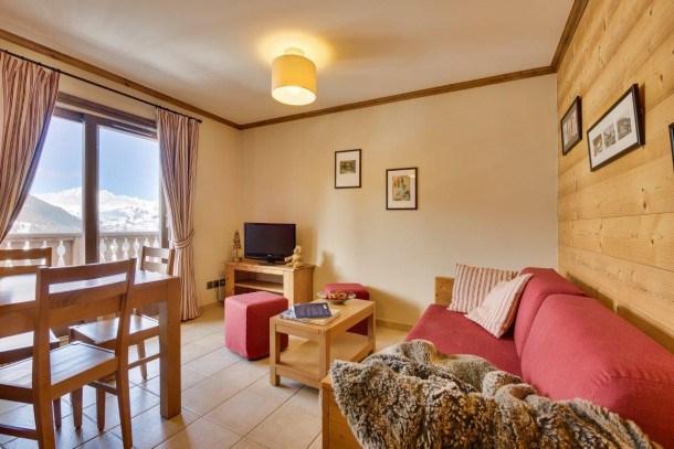 Location vacances Sainte-Foy-Tarentaise -  Appartement - 6 personnes - Télévision - Photo N° 1