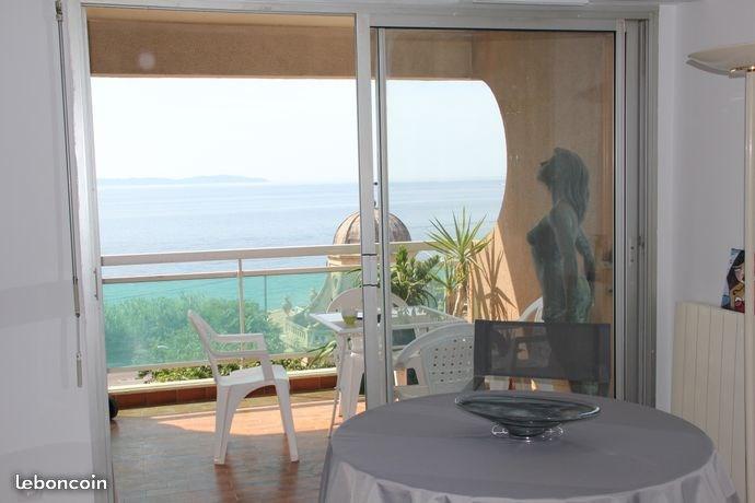 Ajaccio Location Studio Bord de mer  pour 2 personnes