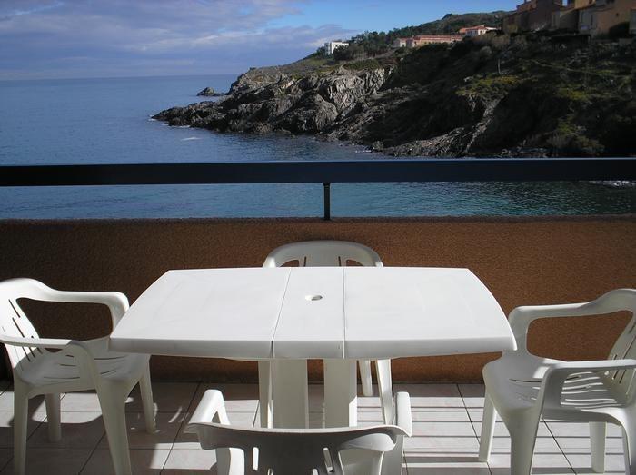 Appartement pour 4 pers. avec parking privé, Collioure