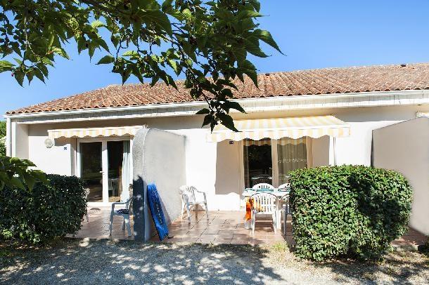 Location vacances Saint-Georges-d'Oléron -  Appartement - 2 personnes - Télévision - Photo N° 1