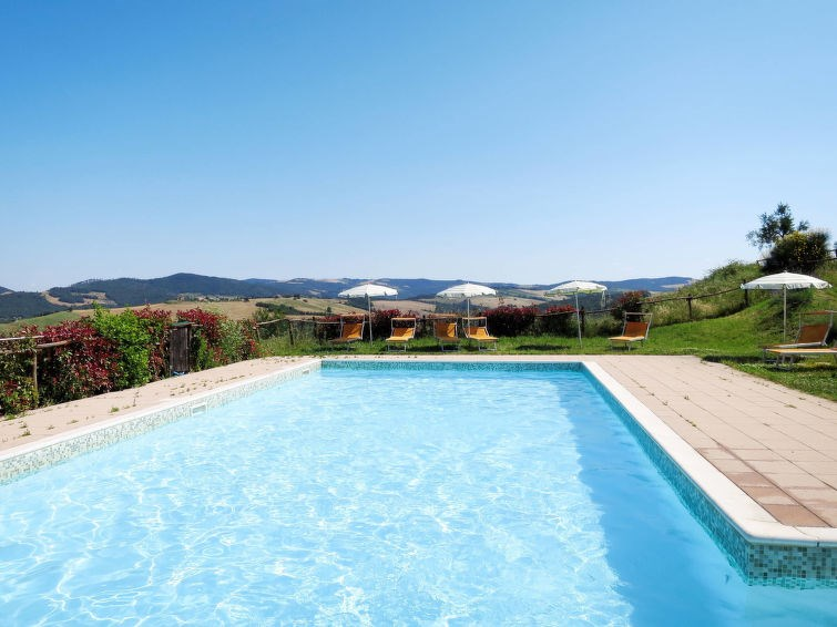 Location vacances Volterra -  Appartement - 5 personnes -  - Photo N° 1