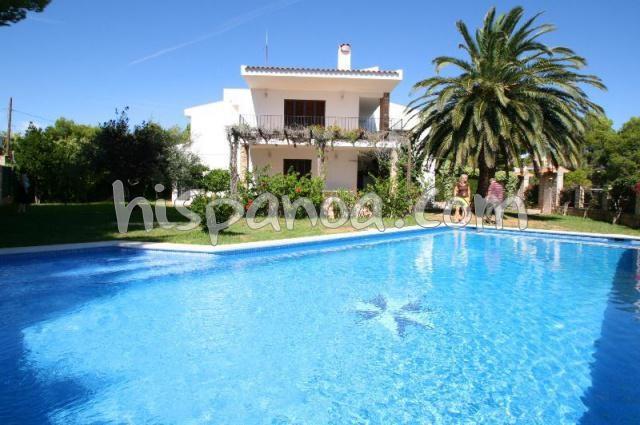 Location Costa Dorada villa 12 pers avec piscine et proche plage |sar-z