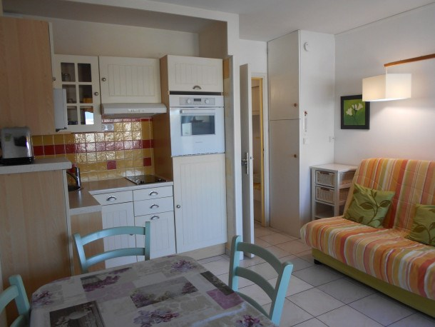 Location vacances Le Grau-du-Roi -  Appartement - 3 personnes - Lave-linge - Photo N° 1