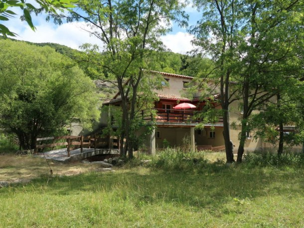 Location vacances Valgorge -  Maison - 6 personnes - Barbecue - Photo N° 1