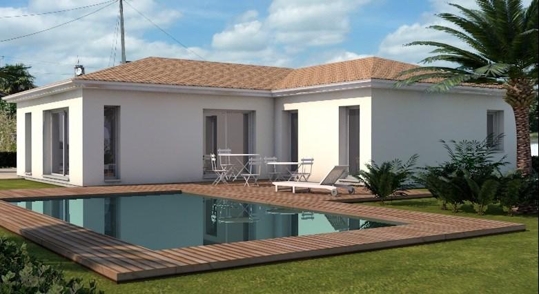 Maison  5 pièces + Terrain 716 m² Parentis en Born par VILLAS LEONA
