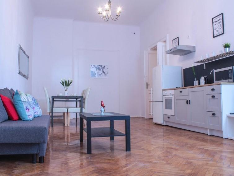Appartement pour 3 personnes à Cracovie