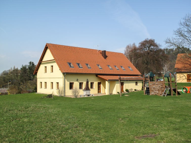 Appartement pour 2 personnes à Ceska Kamenice/Bohemian Switzerland