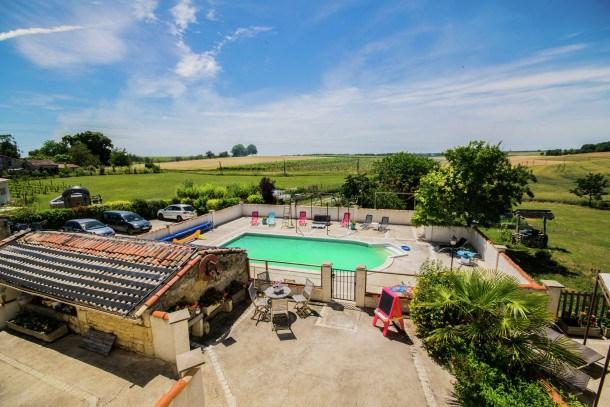 Location vacances Fléac-sur-Seugne -  Maison - 3 personnes - Barbecue - Photo N° 1