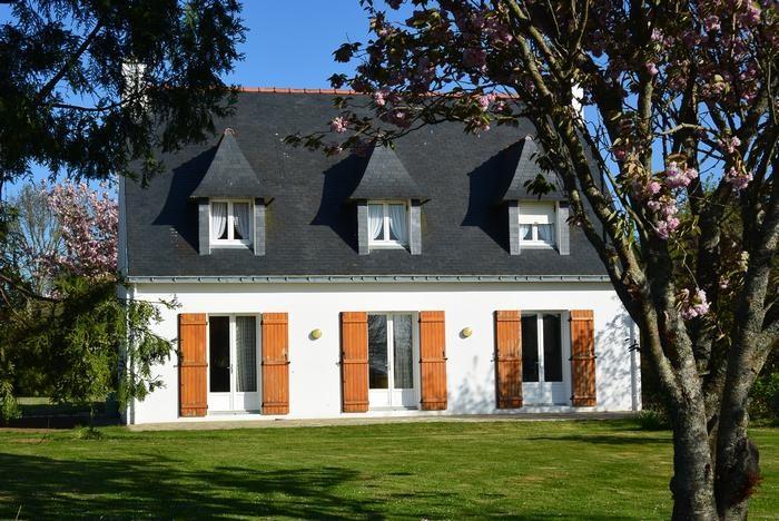 Location vacances Plonéour-Lanvern -  Maison - 6 personnes - Barbecue - Photo N° 1