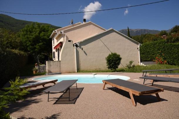 Location vacances Sisco -  Maison - 6 personnes - Barbecue - Photo N° 1