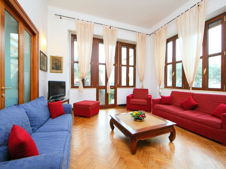 Appartement pour 5 personnes à Viareggio