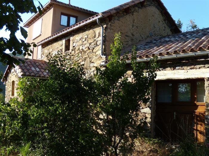 Holiday rentals Viala-du-Tarn - House - 10 persons - BBQ - Photo N° 1