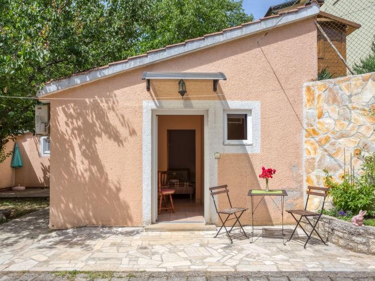Maison pour 2 à Poreč/Tar