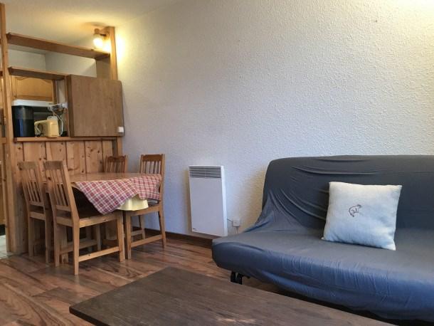 Location vacances Peisey-Nancroix -  Appartement - 5 personnes - Télévision - Photo N° 1