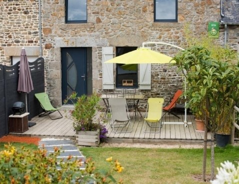 Location vacances Dragey-Ronthon -  Maison - 4 personnes - Barbecue - Photo N° 1