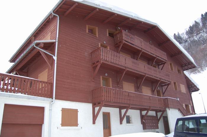 Appartement pour 4 pers., Praz-sur-Arly