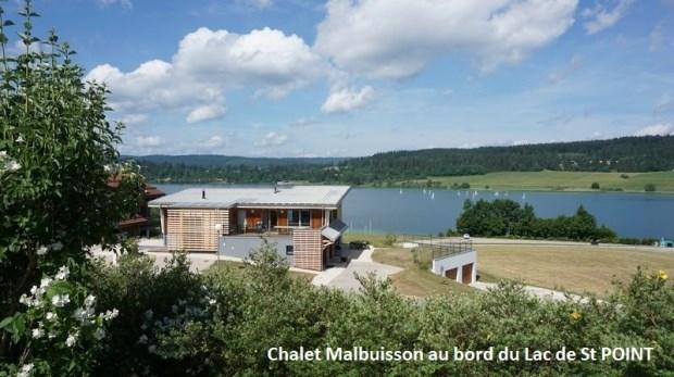 Location vacances Malbuisson -  Maison - 20 personnes - Barbecue - Photo N° 1