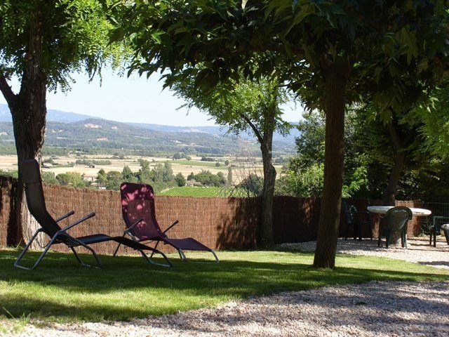 Location vacances Gordes -  Gite - 4 personnes - Barbecue - Photo N° 1