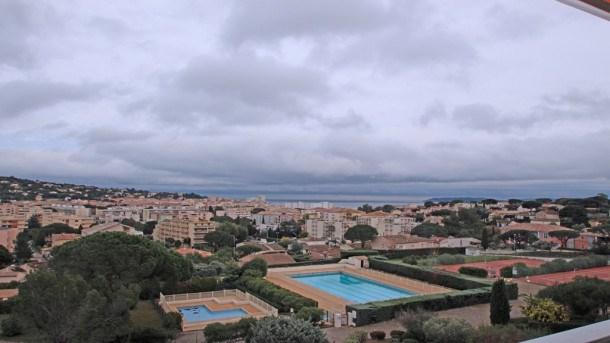 Appartement T3 - 6 personnes - Vue mer - Piscine résidence - WiFi - Sainte Maxime