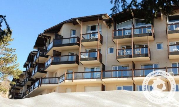 Location vacances Font-Romeu-Odeillo-Via -  Appartement - 4 personnes - Balcon - Photo N° 1