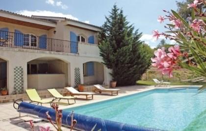 Location vacances Montélimar -  Maison - 8 personnes - Télévision - Photo N° 1
