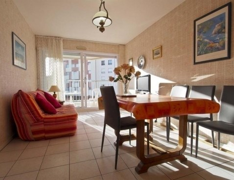 Location vacances Les Sables-d'Olonne -  Appartement - 4 personnes - Télévision - Photo N° 1