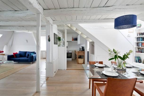 Location vacances Saint-Malo -  Appartement - 2 personnes - Lave-linge - Photo N° 1
