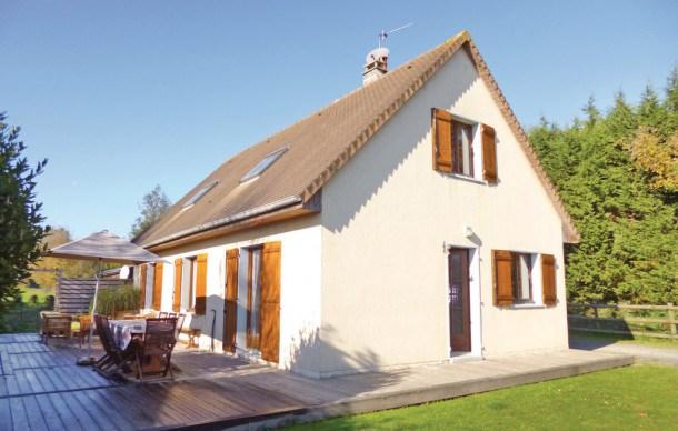 Location vacances Gonneville-sur-Honfleur -  Maison - 6 personnes - Barbecue - Photo N° 1