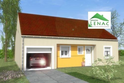 Maison  3 pièces + Terrain 784 m² Annay-la-Côte par MAISONS LENAC