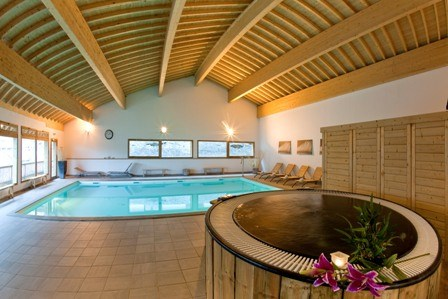 Ski & bien être : T2 dans résidence avec piscine Orelle Val Thorens 3 vallées
