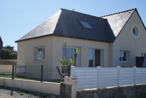 Location vacances Le Conquet -  Maison - 6 personnes - Barbecue - Photo N° 1